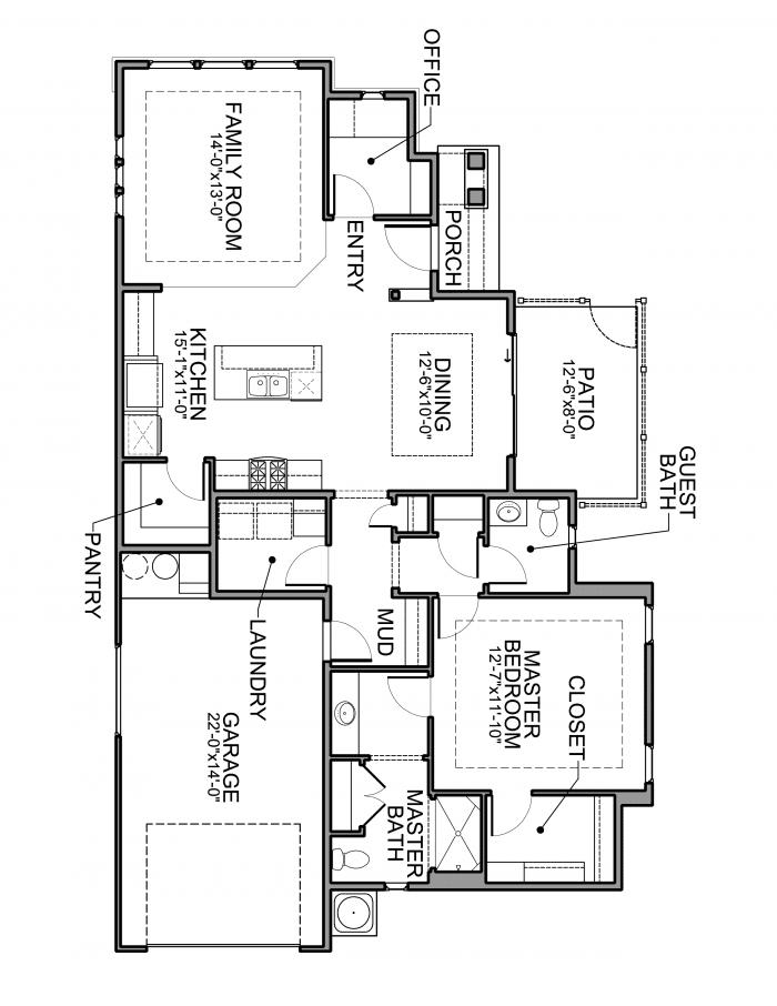 Cottage 1220