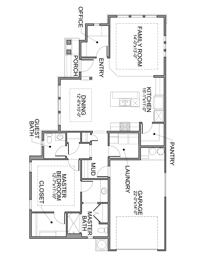 Cottage 1195